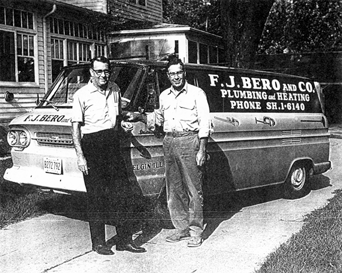 F.J. Bero and Company - Plumbing and Heating