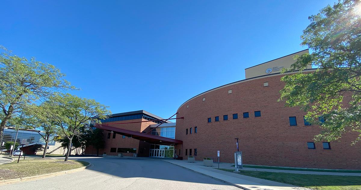 FJ Bero - ECC VIsual and Performing Arts Center